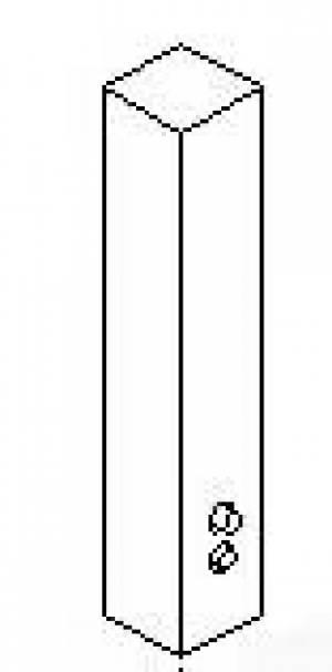 "<a href=""http://www.signel.ca/product/poteau-carre-systeme-baliplast/"">Poteau carré Système Baliplast</a>"