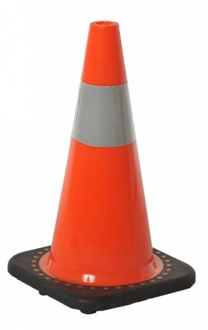 "<a href=""https://www.signel.ca/en/product/rubber-cone-t-rv-3/"">Rubber cone  18""-T-RV-3</a>"