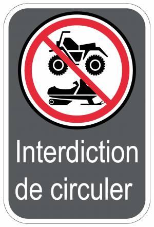 """<a href=""""https://www.signel.ca/product/panneaux-norme-csa-interdiction-de-circuler/"""">Panneaux NORME  CSA : Interdiction de circuler</a>"""