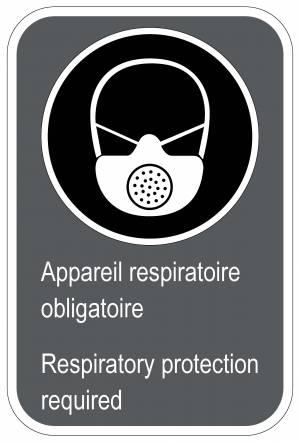 "<a href=""https://www.signel.ca/product/panneaux-norme-csa-appareil-respiratoire-obligatoire-respiratory-protection-required/"">Panneaux NORME  CSA : Appareil respiratoire obligatoire-Respiratory protection required</a>"
