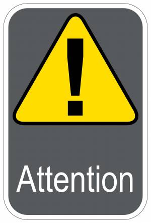 "<a href=""https://www.signel.ca/product/panneaux-norme-csa-attention/"">Panneaux NORME  CSA : Attention</a>"