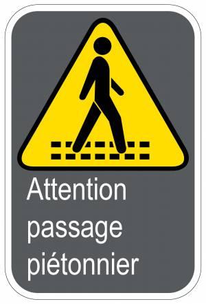 """<a href=""""https://www.signel.ca/product/panneaux-norme-csa-attention-passage-pietonnier/"""">Panneaux NORME  CSA : Attention passage piétonnier</a>"""