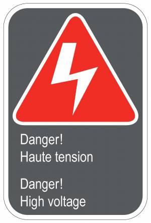 """<a href=""""https://www.signel.ca/product/panneaux-norme-csa-danger-haute-tension-high-voltage/"""">Panneaux NORME  CSA : Danger ! Haute tension-High voltage</a>"""