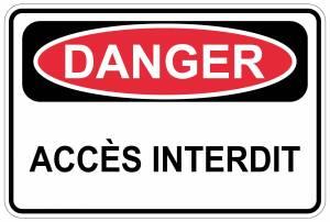 """<a href=""""https://www.signel.ca/product/panneaux-norme-osha-danger-acces-interdit/"""">Panneaux NORME OSHA : Danger : accès interdit</a>"""