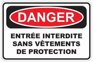 """<a href=""""https://www.signel.ca/product/panneaux-norme-osha-danger-entree-interdite-sans-vetements-de-protection/"""">Panneaux NORME OSHA : Danger : Entrée interdite sans vêtements de protection</a>"""