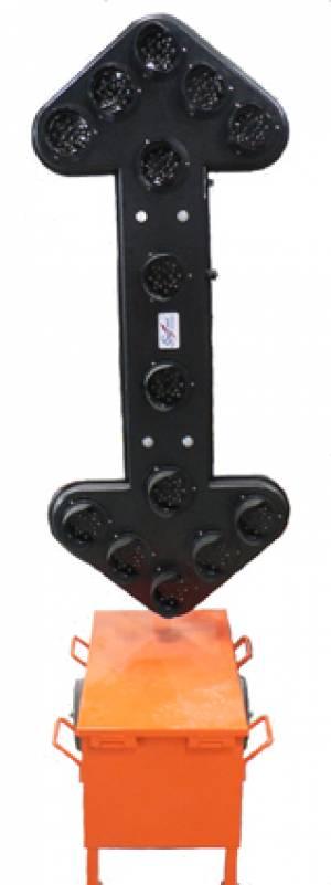"""<a href=""""https://www.signel.ca/product/fleche-portative-caisson-a-roulettes/"""">Flèche portative (caisson à roulettes)</a>"""