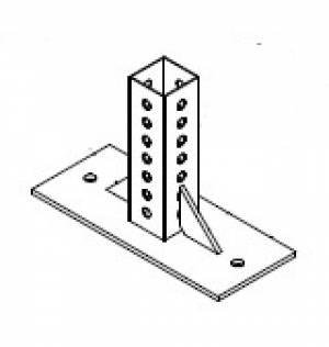 """<a href=""""https://www.signel.ca/product/cloche-2-pour-poteau-carre-1-34-ancrage-sur-new-jersey/"""">Cloche 2» pour poteau carré 1-3/4» ancrage sur New Jersey</a>"""