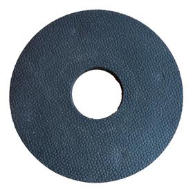 Base ronde pour bollard rond