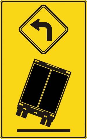 """<a href=""""https://www.signel.ca/product/renversement-de-camion-courbe-a-gauche/"""">Renversement de camion (courbe à gauche)</a>"""