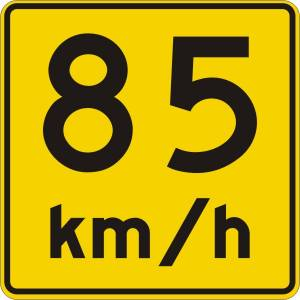 "<a href=""https://www.signel.ca/product/panonceau-vitesse-recommandee-85-kmh/"">Panonceau vitesse recommandée 85 km/h</a>"