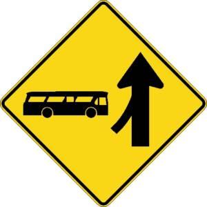 "<a href=""https://www.signel.ca/product/voie-convergente-autobus-a-gauche/"">Voie convergente autobus à gauche</a>"