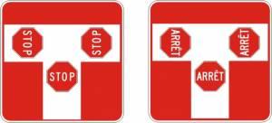 """<a href=""""https://www.signel.ca/en/product/panonceau-arret-a-intersection-en-t/"""">Panonceau arrêt à intersection en """"T""""</a>"""