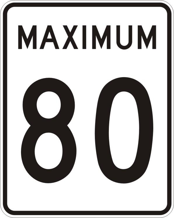 limite de vitesse 80 km h maximum signel services. Black Bedroom Furniture Sets. Home Design Ideas