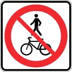 """<a href=""""https://www.signel.ca/product/acces-interdit-aux-pietons-et-aux-bicyclettes/"""">Accès interdit aux piétons et aux bicyclettes</a>"""