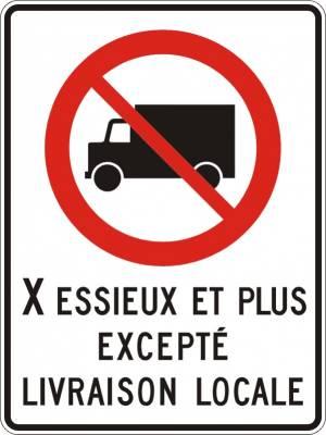 """<a href=""""https://www.signel.ca/product/acces-interdit-aux-camions-x-essieux-et-plus-excepte-livraison-locale/"""">Accès interdit aux camions X essieux et plus excepté livraison locale</a>"""