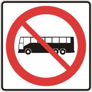 "<a href=""https://www.signel.ca/product/acces-interdit-aux-autobus-interurbains/"">Accès interdit aux autobus interurbains</a>"
