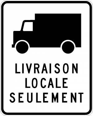 """<a href=""""https://www.signel.ca/product/passage-de-camion-pour-livraison-locale-seulement/"""">Passage de camion pour livraison locale seulement</a>"""