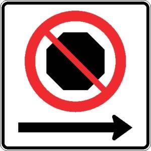 """<a href=""""https://www.signel.ca/product/interdiction-darreter-fleche-a-droite/"""">Interdiction d'arrêter flèche à droite</a>"""
