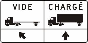 """<a href=""""https://www.signel.ca/product/camion-vide-camion-charge/"""">Camion vide – camion chargé</a>"""