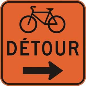"""<a href=""""https://www.signel.ca/product/detour-bicyclette-fleche-droite-t-090-6-d/"""">DÉTOUR bicyclette, flèche droite T-090-6-D</a>"""
