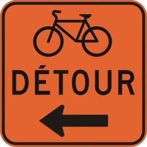"""<a href=""""https://www.signel.ca/product/detour-bicyclette-fleche-gauche-t-090-6-g/"""">DÉTOUR bicyclette, flèche gauche T-090-6-G</a>"""