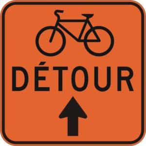 """<a href=""""https://www.signel.ca/product/detour-pour-cyclistes-t-090-7/"""">Détour pour cyclistes T-090-7</a>"""