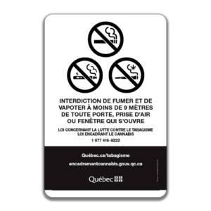 """<a href=""""https://www.signel.ca/product/panneaux-interdiction-de-fumer-de-vapoter-cannabis/"""">Panneaux interdiction de fumer et de vapoter – Cannabis</a>"""